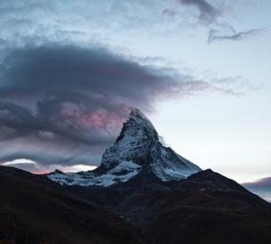 Spotlight: Matterhorn's First Female Ascent