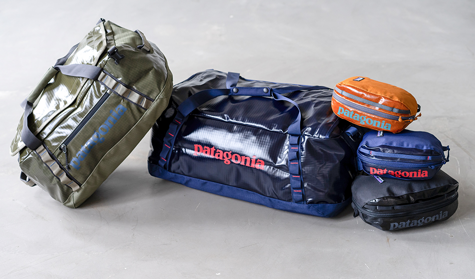 Patagonia's Black Hole® Bag Collection