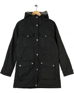 Fjallraven Women's Greenland Winter Parka Black 0