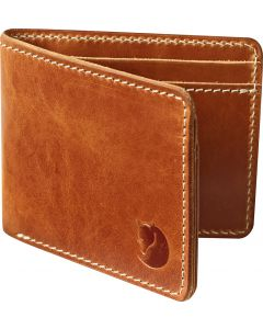 Fjallraven Ovik Wallet Leather Cognac 0