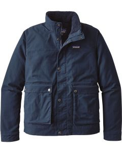 Patagonia Men's Maple Grove Canvas Jacket Navy Blue 0
