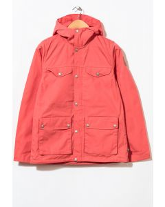 Fjallraven Women's Greenland Jacket Peach Pink 0