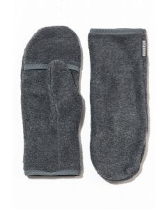 Montbell Cimaplus200 Mittens Heather Charcoal 0