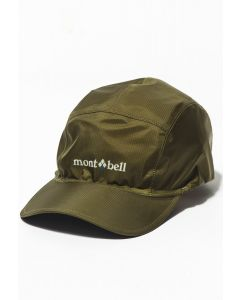 Montbell GORE-TEX O.D. Cap Olive Green 0