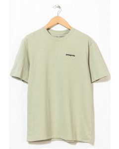 Patagonia Men's S/S Fitzroy Trout Responsibili-Tee T-Shirt Weathered Stone 0