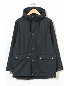 Tretorn Men's Sixten 2.0 Rain Jacket Dark Navy 0
