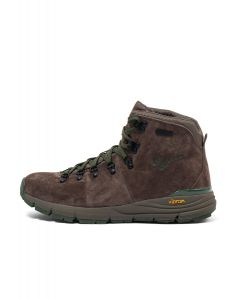 Danner Men's Mountain 600 Boots Dark Brown/Green 0