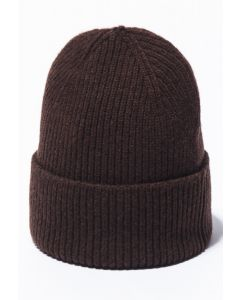 Colorful Standard Merino Wool Beanie Coffee Brown 0