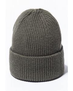 Colorful Standard Merino Wool Beanie Dusty Olive 0