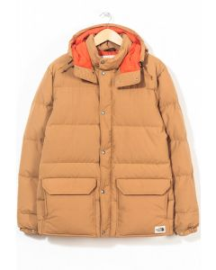 The North Face Men's Down Sierra 3.0 Jacket Cedar Brown 0