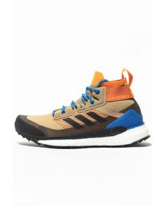 Adidas Terrex Men's FreeHiker Shoes Tech Copper/Core Black/Blue 0