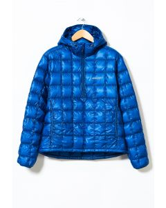 Montbell Men's US EX Light Down Anorak Primary Blue 0