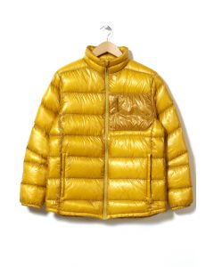 Nanga Men's Super Light Down Jacket Yellow 0