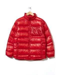 Nanga Men's Super Light Down Jacket Red 0