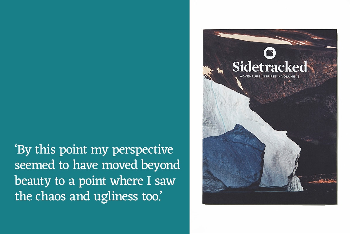 Sidetracked Mag