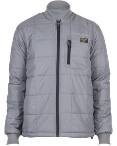 Charging Thunder Men's Great Plains Insulated Jacket Grey