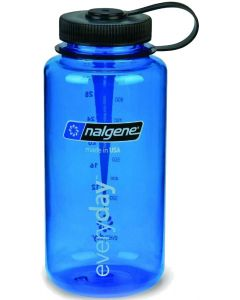 Nalgene Tritan Wide Mouth 1L Blue
