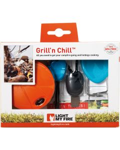 Light My Fire Grill'n Chill Kit Lime/Green