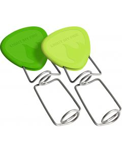 Light My Fire GrandPa's FireFork - 2 pack  Lime/Green
