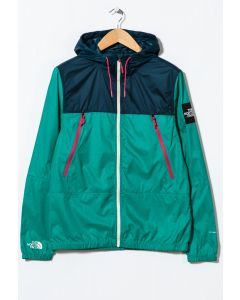 The North Face Men's 1990 Seasonal Mountain Jacket Porcelain Green/Blue Wing Teal