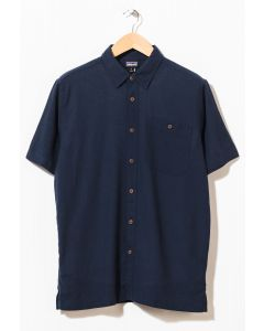 Patagonia Men's S/S A/C Shirt Classic Navy 0