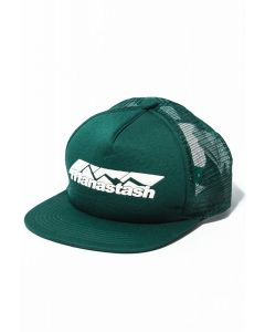 Manastash Mountain Trucker Cap Dark Green 0